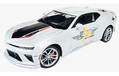 2017 Chevy カマロ インディ ペースカー 50thアニバーサリー (1/18 アメリカンマッスルAW236)