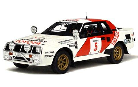 トヨタ セリカ ツインカム グループB サファリラリー 1984 (1/18 オットーモビルOTM217)
