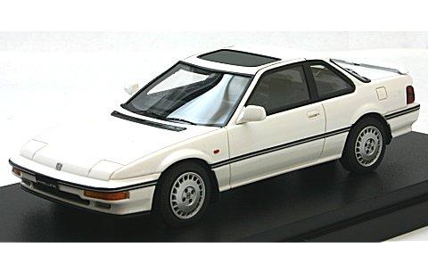 ホンダ プレリュード Si (BA5) 1987 前期型 ニューポーラホワイト (1/43 マーク43 PM4362W)