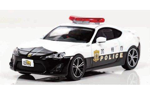 トヨタ 86 2014 警視庁広報イベント車両 【トミカ警察】 (1/43 レイズH7431409)