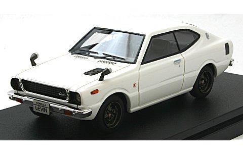 トヨタ カローラ ハードトップ レビン 1600 1974 ジョリーホワイト (1/43 ハイストーリーHS173WH)