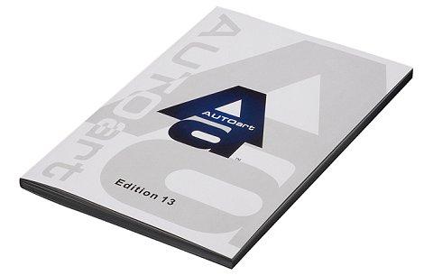 オートアート・モデルカーカタログ 『エディション13』 (オートアート90062)