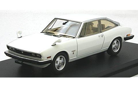 いすゞ 117 クーペ (PA90) 2.0XE シャモニーホワイト (1/43 マーク43 PM4350W)
