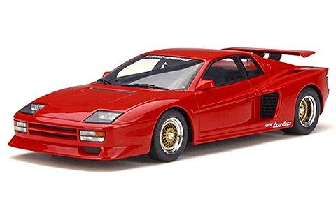 ケーニッヒ テスタロッサ ツインターボ レッド (1/18 GTスピリット GTS124)